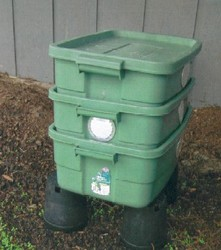 Home Made Worm Bin