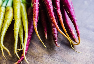Heirloom Garden Vegetables