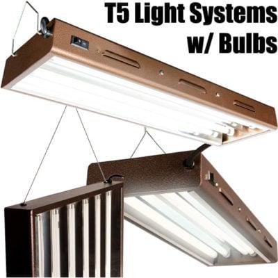 T5 Fluorescent Grow Light