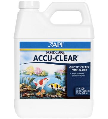 Accu-Clear Pond Clarifier