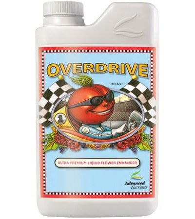 overdrive by advanced nutrients planet natural
