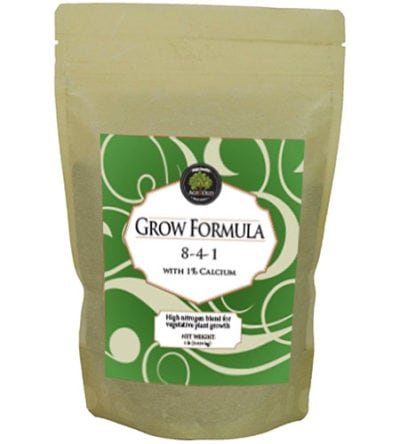 Age Old Grow Formula