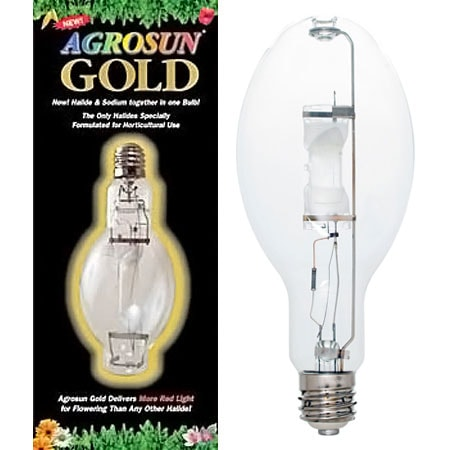 AgroSun Gold Bulbs