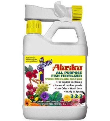 Alaska Fish Fertilizer