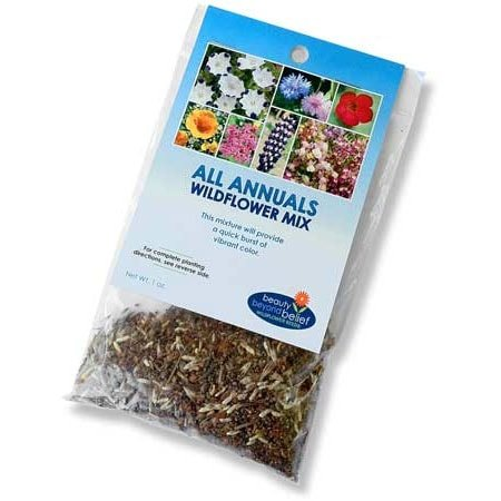 All Annuals Wildflower Mix