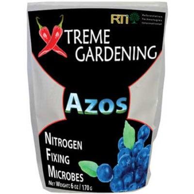 AZOS Nitrogen Fixing Microbes