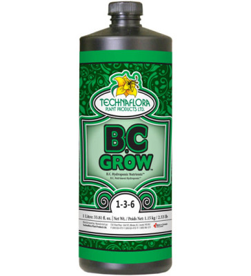 Technaflora BC Grow Nutrient