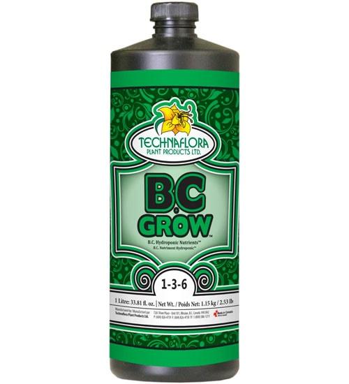 Technaflora BC Grow Nutrient
