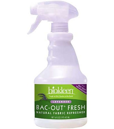 Bac-Out Fresh Fabric Refresher