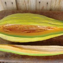 Melon, Banana
