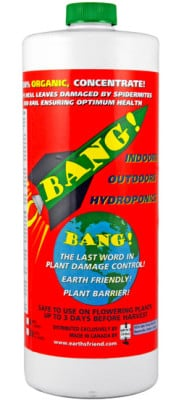 Bang! Organic Concentrate