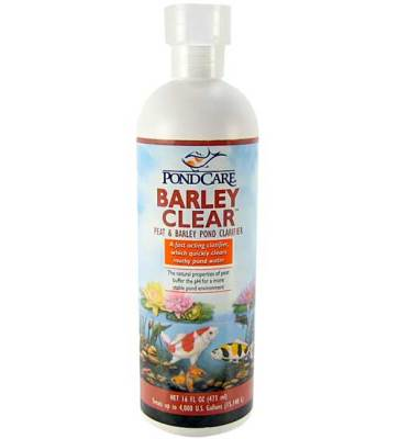 Barley Clear Pond Care