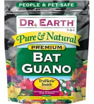 Dr. Earth Bat Guano