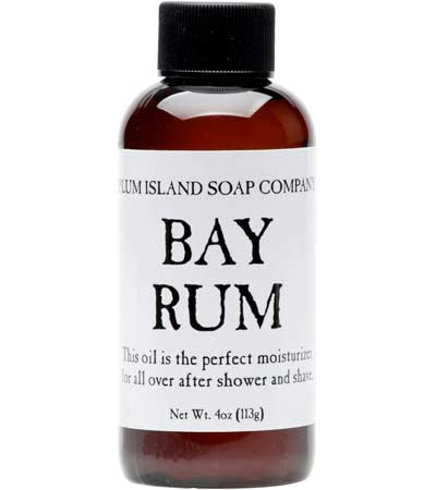 Bay Rum Oil