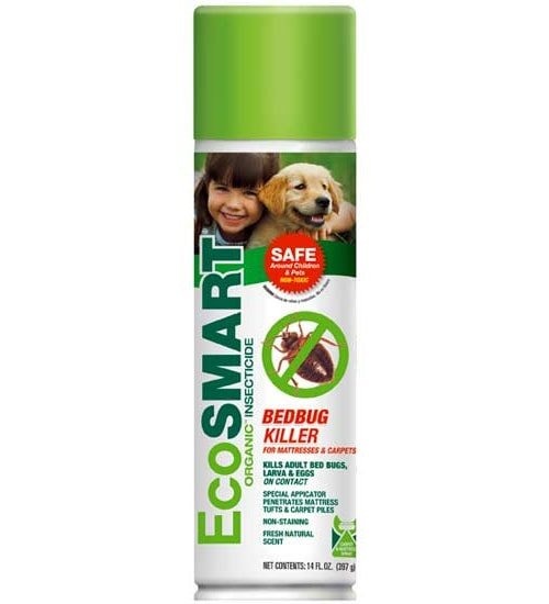 Bed Bug Spray By Ecosmart 14oz Planet Natural