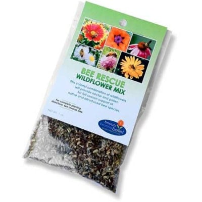 Bee Rescue Wildflower Mix