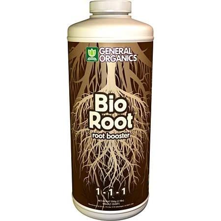General Organics Bioroot Root Booster Planet Natural