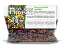 Bird & Butterfly Seed Mix