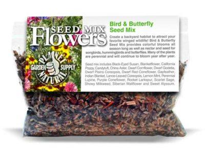 Bird & Butterfly Seed Mix