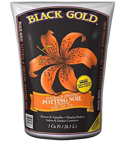 Natural & Organic Potting Soil