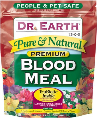 Dr. Earth Blood Meal