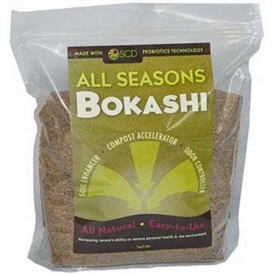 Bokashi Compost Starter