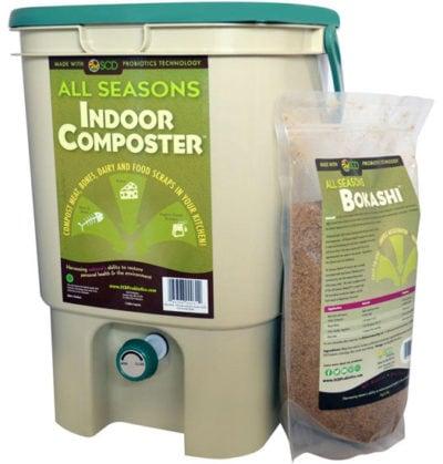 Bokashi Bucket Composter
