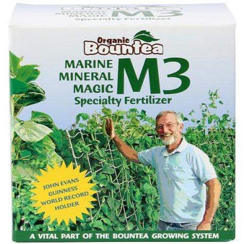Marine Mineral Magic (M3)