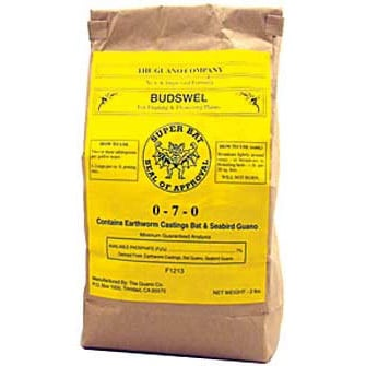 Budswel Organic Fertilizer
