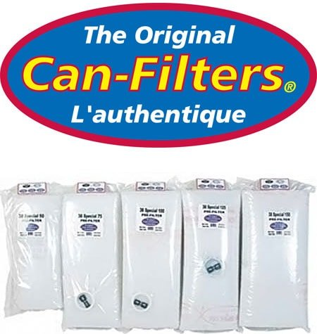 Can-Filter Pre-Filters