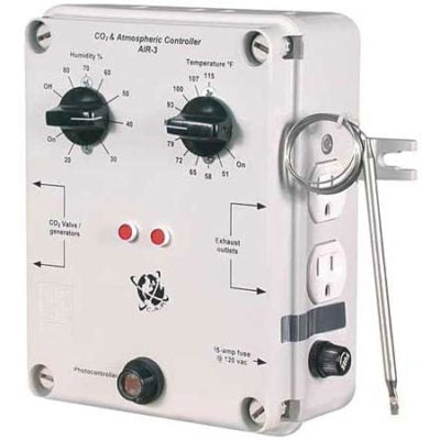 CO2 & Atmospheric Controller (AIR-3)