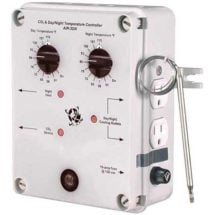 CO2 & Temperature Controller (AIR-3DN)