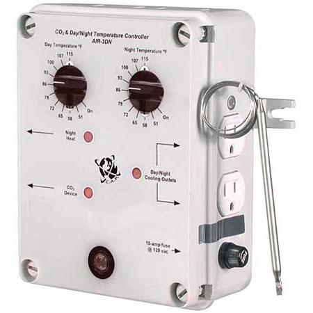 CO2 & Temperature Controller (AIR-3DN)