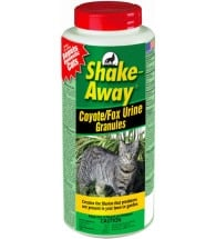 Shake Away Cat Repellent