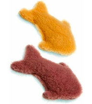 Eco Fish Cat Toy