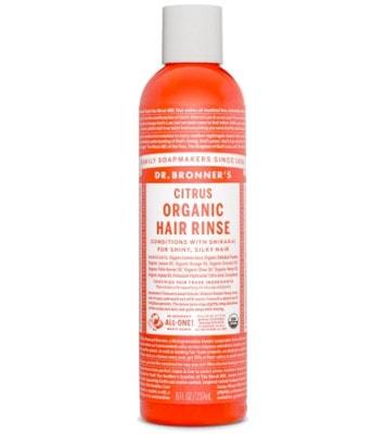 Dr. Bronner's Citrus Organic Hair Rinse