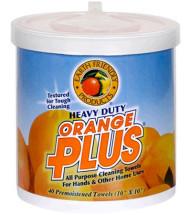 Orange Plus Cleaning Towels