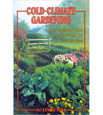 Cold Climate Gardening Book