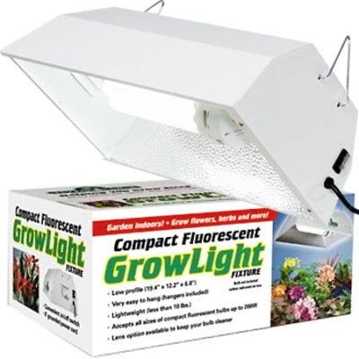 Compact Fluorescent Grow Light