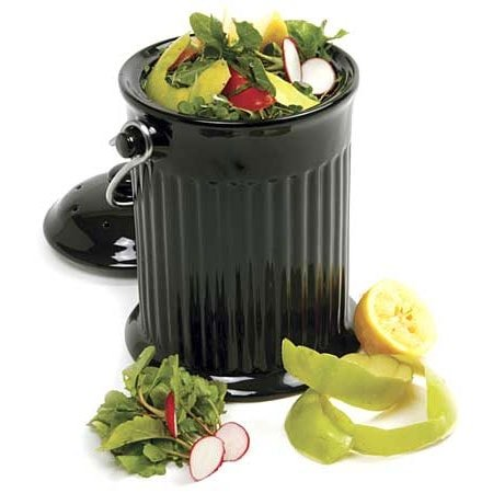 Kitchen Compost Crock 1gal Planet Natural