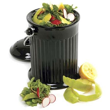 Compost Crock (Black)