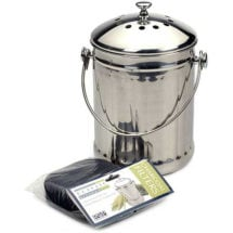 Stainless Compost Pail