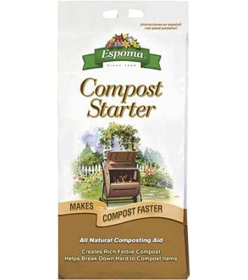 Espoma Compost Starter