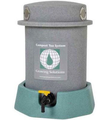 Compost Tea Brewer