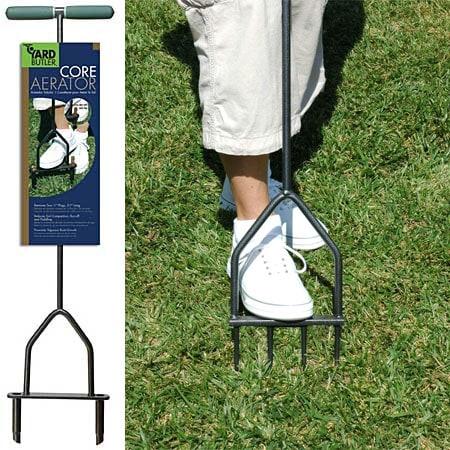 Home Lawn Aerator Tool