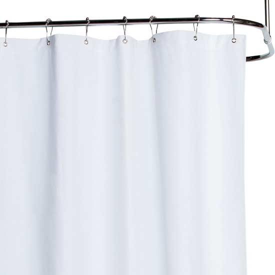 Cotton Shower Curtain 70 Quot X 74 Quot Planet Natural
