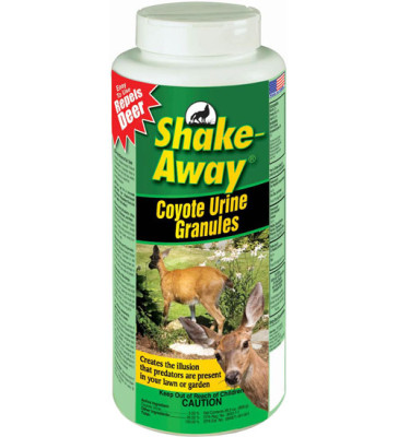 Shake Away Deer Repellent