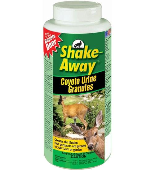 Shake Away Deer Repellent