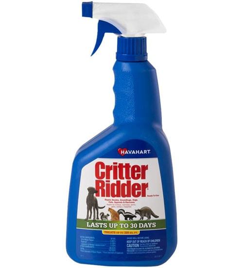 Critter Ridder Liquid Spray