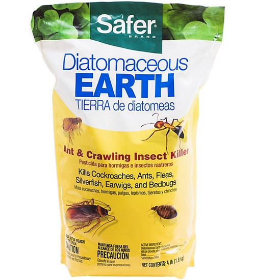 Diatomaceous Earth Powder By Safer 100 Organic Planet